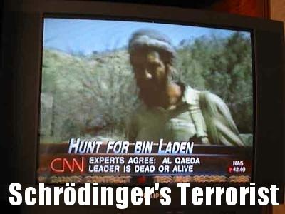 Schrondinger's Terrorist