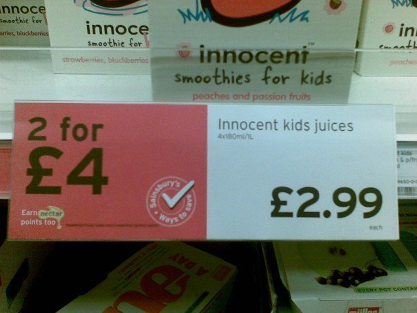 innocent kid juice