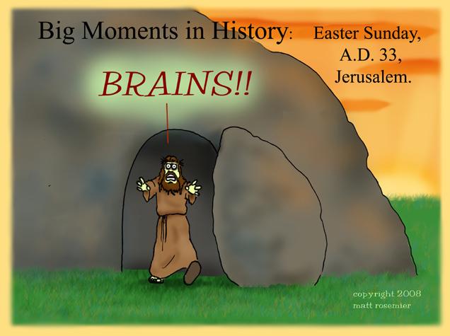 Zombie Jesus!